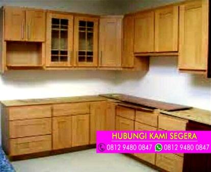 Jasa Kitchen Set Jati Belanda Bsd Serpong 0812 9480 0847 Jasa