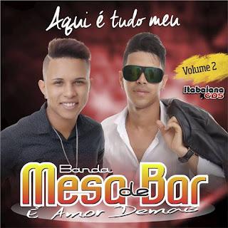 Mesa De Bar - Vol.2 Promocional - 2016