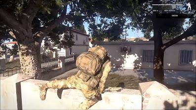 Arma3に新しく動きを追加するMOD