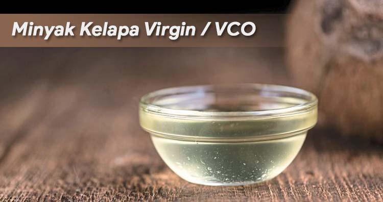 Mengenal Minyak Kelapa Virgin (VCO) Manfaat Dan Cara Membuatnya