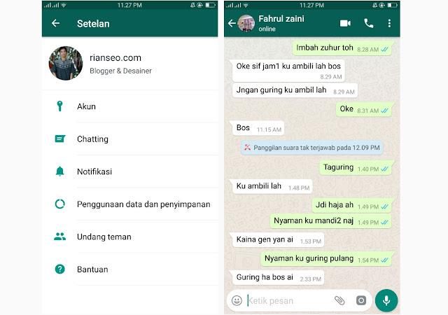 Cara Agar Kamu Terlihat Offline Saat Chatting di WhatsApp