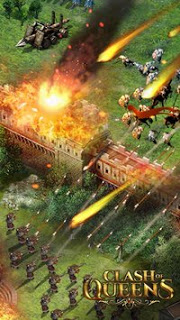 Clash of Queens:Dragons Rise v2.0.6 apk Terbaru