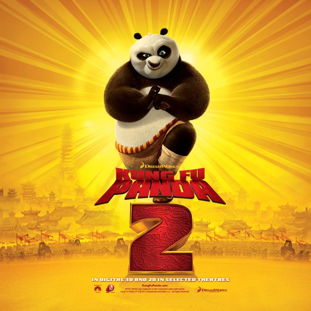 Kung Fu Panda 2 Ipad Wallpapers Download