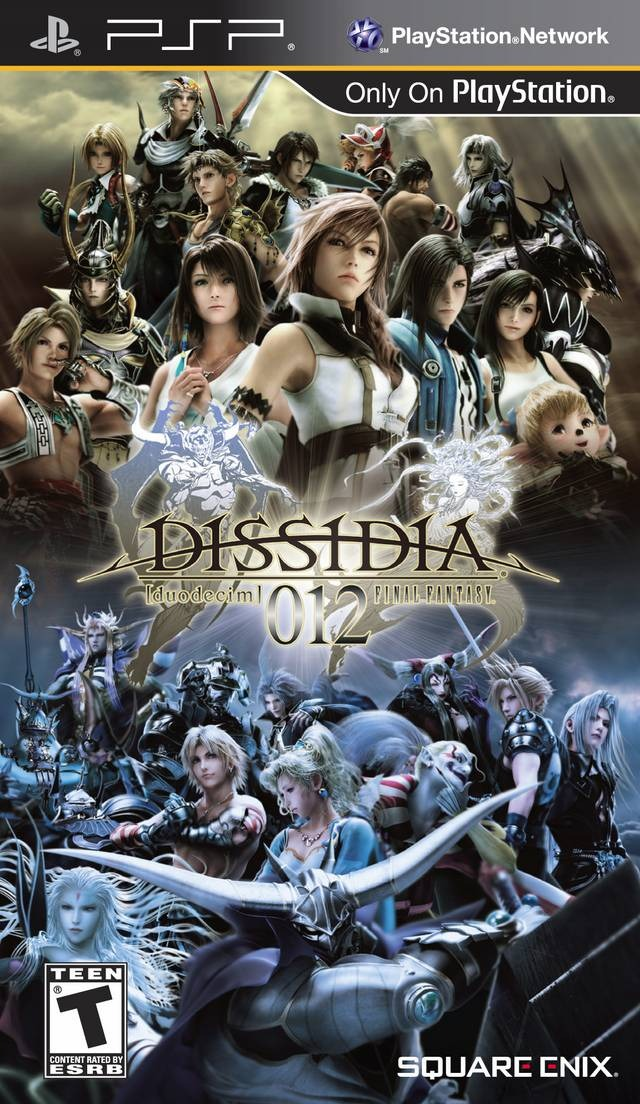 ROMs - Dissidia 012 Duodecim Final Fantasy - PSP Download