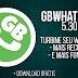 GBWhatsapp v5.50: Novos Recursos e Funções (DOWNLOAD APK)