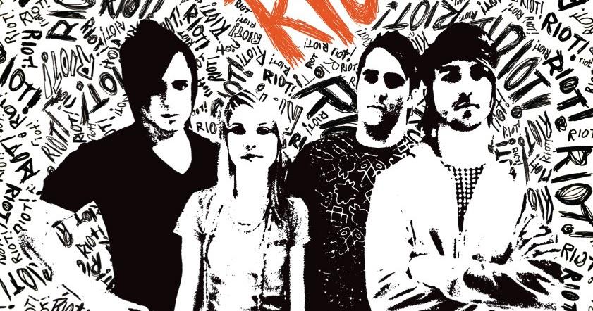 Paramore - Riot! (Bonus Track Version) (2007) - Album [ITunes Plus
