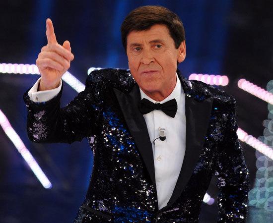 STAR PEOPLE CROWN: GIANNI MORANDI SINGER ITALIAN IN SAN ...