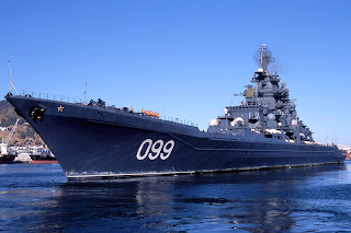 Pyotr Velikiy - Russian Battlecruiser Kelas Kirov