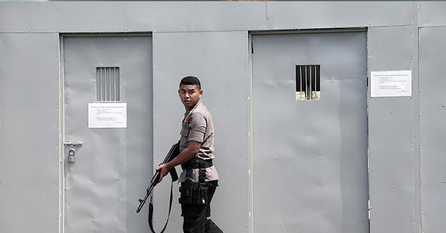 Hitung Mundur 15 Gembong Narkoba Dieksekusi Mati di Indonesia