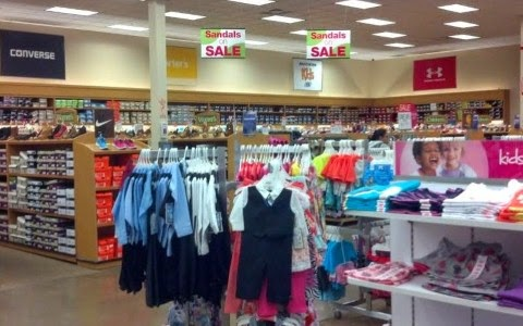 Clothing stores in oregon