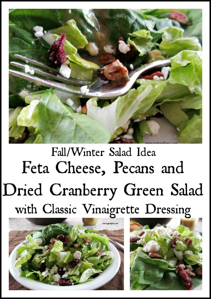 how to make salad vinaigrette dressing