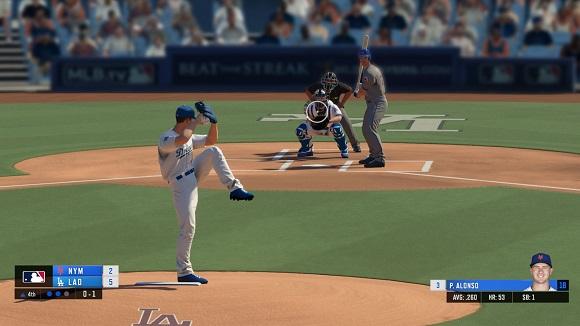 R.B.I Baseball 20 Gameplay