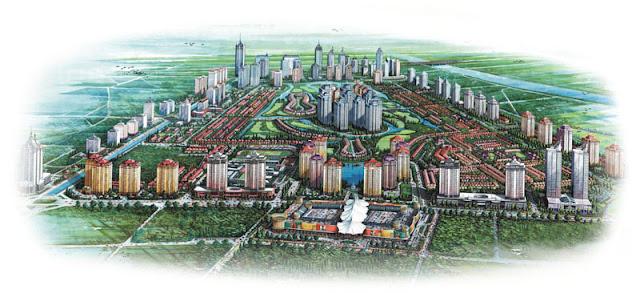Khu đô thị Nam Thăng Long - Ciputra - udic westlake