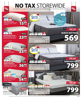 JYSK Weekly Flyer and Circulaire January 17 - 23, 2019