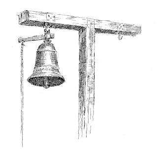 bell image vintage illustration