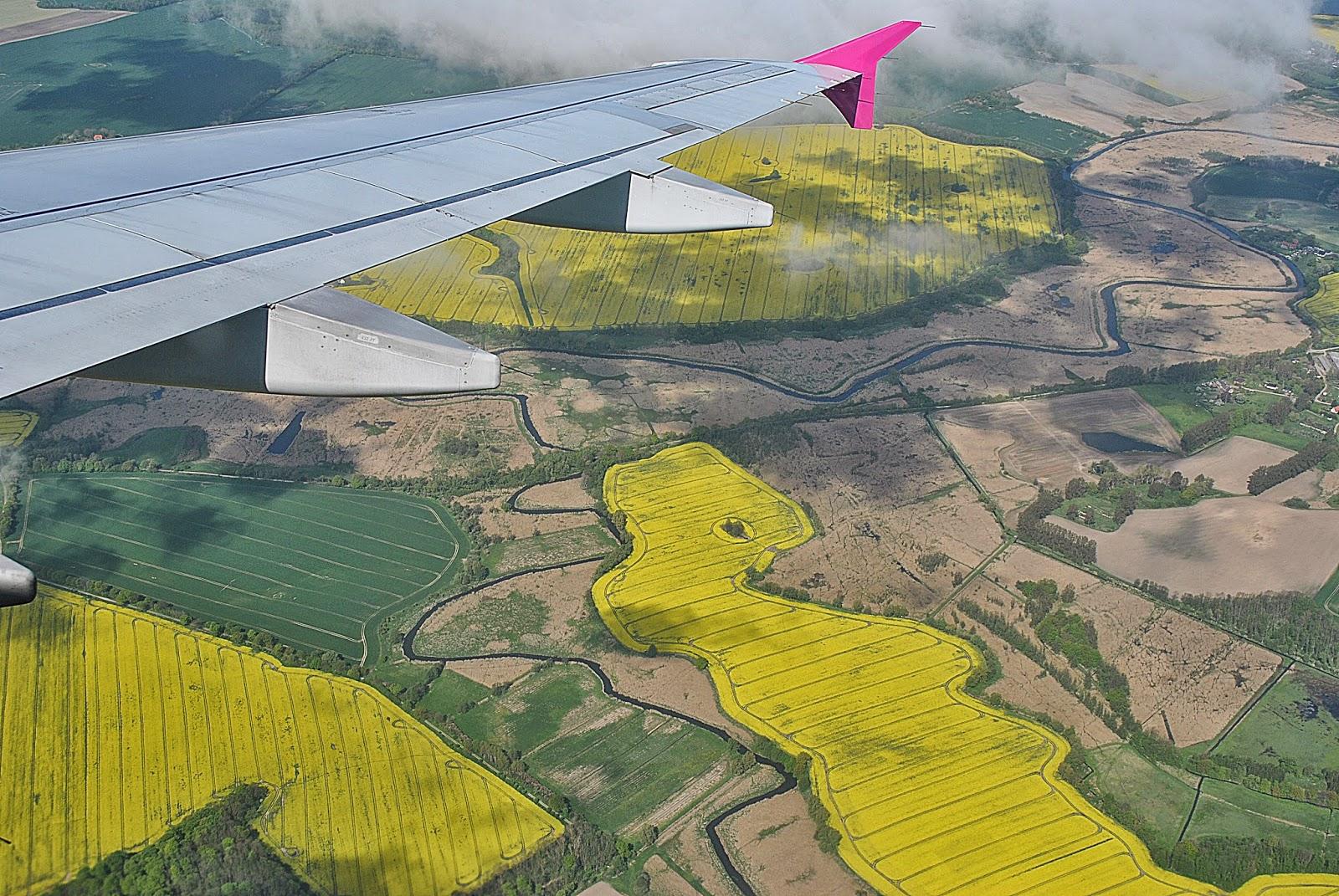 Niemcy, Hamburg, z lotu ptaka