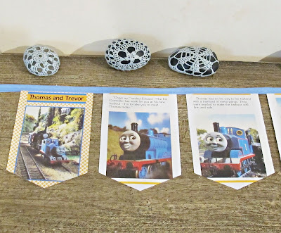 thomas and friends bunting trevor homewares domum vindemia party supplies