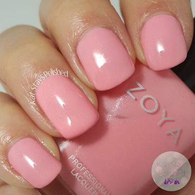 Zoya Petals 2016 - Laurel | Kat Stays Polished