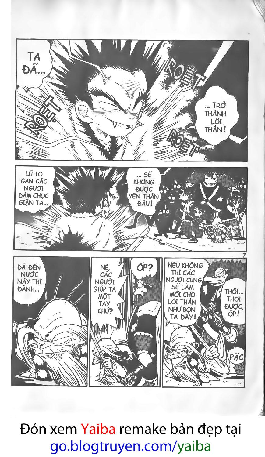 Yaiba chap 20 trang 5