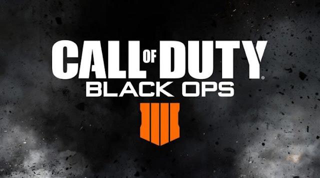 عاجل: تسريب الغلاف الرسمي للعبة Call of Duty: Black Ops 4