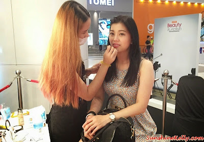 Beauty in Action, The Great Guardian Makeover, Nu Sentral, klcc park, guardian malaysia, guardian