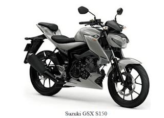 motor terbaru suzuki 150cc