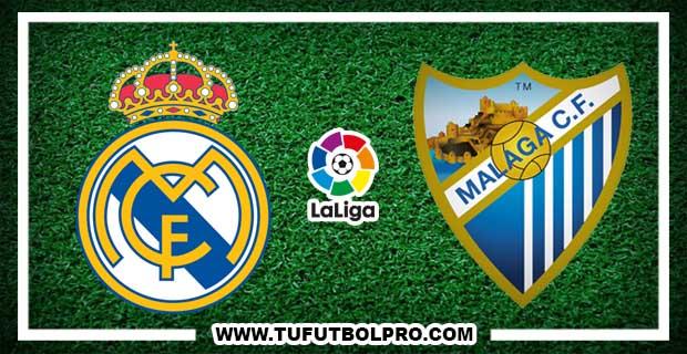 Ver Real Madrid vs Málaga EN VIVO Por Internet Hoy 21 de Enero 2017