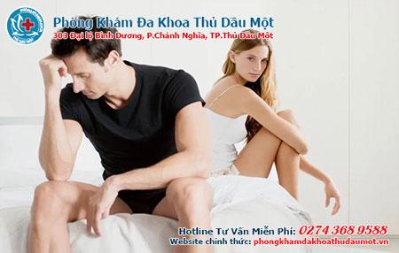 Ít hoặc kiêng cử quan hệ có thể làm bệnh nặng hơn