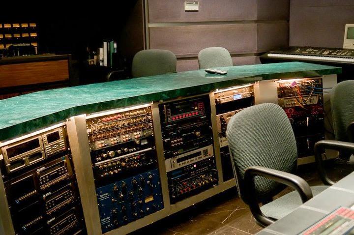 Pajama Studio, some gear