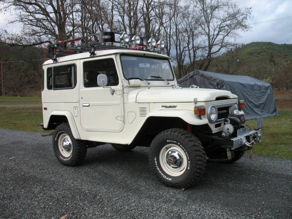 Outstanding Condition, 1978 Land Cruiser FJ40