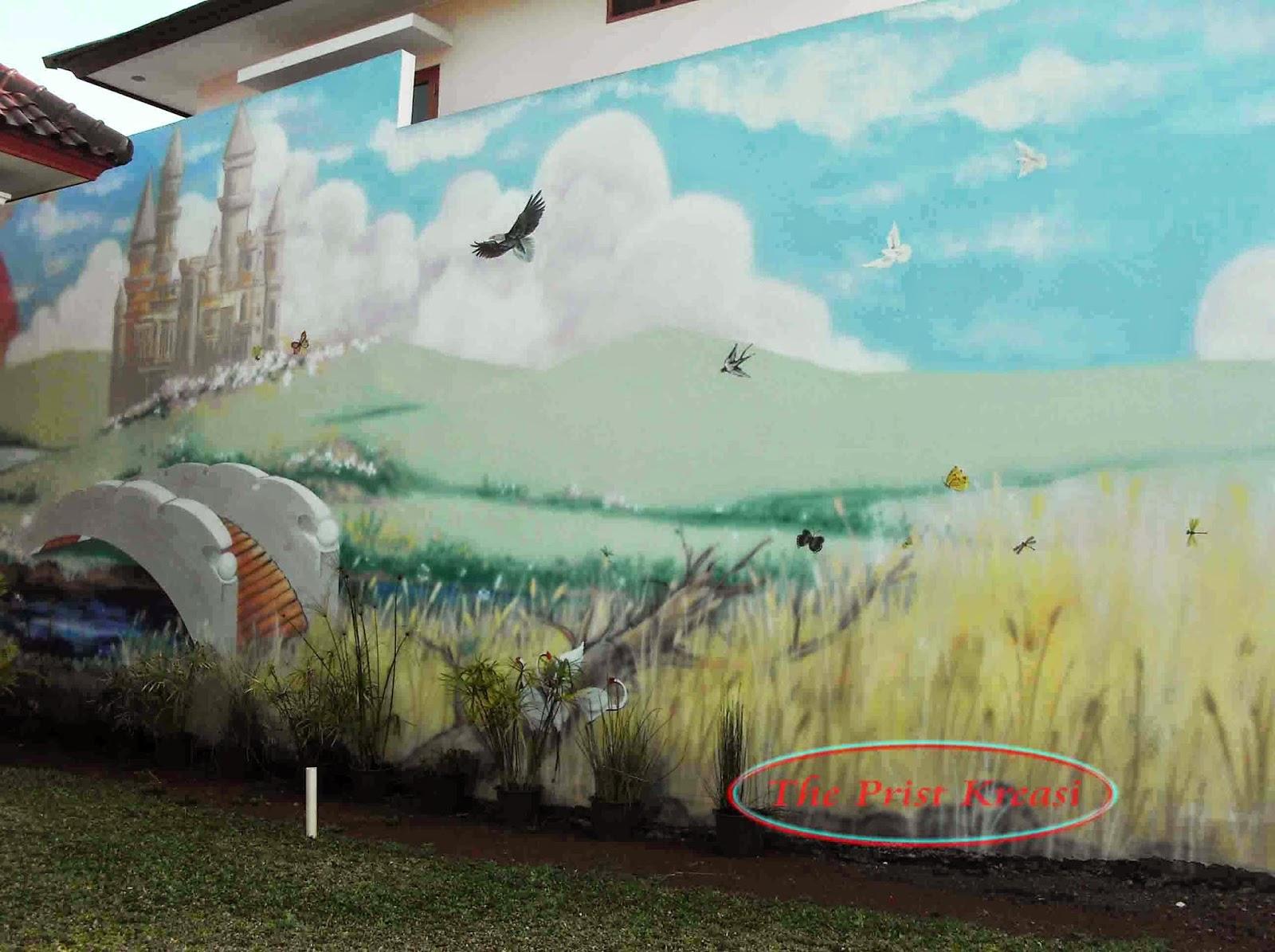 Krayonmedia Jasa Lukis Wajah Lukis Dinding Mural Lukis Dinding