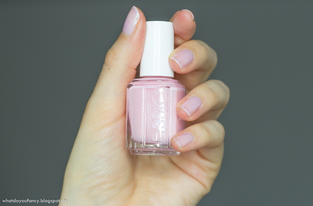 "Mani Monday: Essie ""pink-a-boo"""