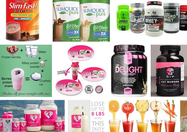 Weight Loss Shakes & Diet For Men And Women