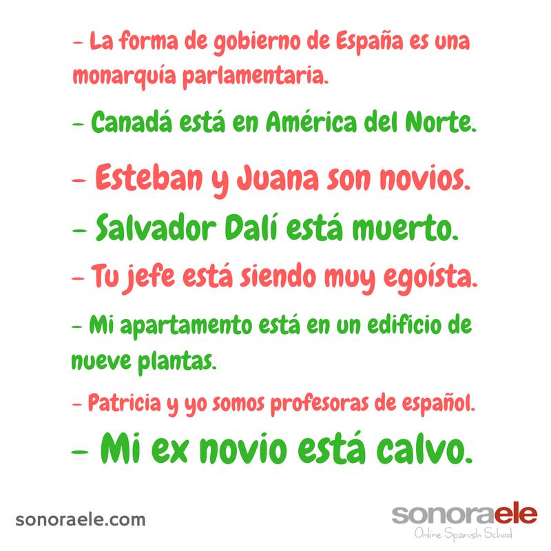5c7270995 ONLINE SPANISH  SER O ESTAR
