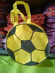 souvenir tas ultah anak model bola