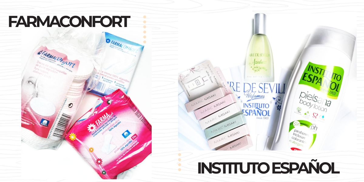FARMACONFORT & INSTITUTO ESPAÑOL