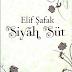 E-KİTAP OKU: ELİF ŞAFAK - SİYAH SÜT