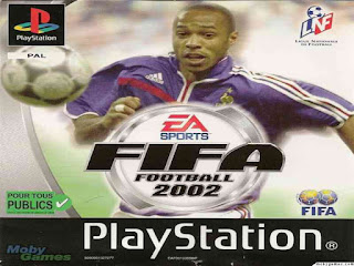 FIFA Football 2002 Game Free Download