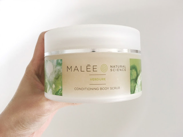Malee Conditioning Body Scrub