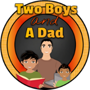 Two Boys and a Dad