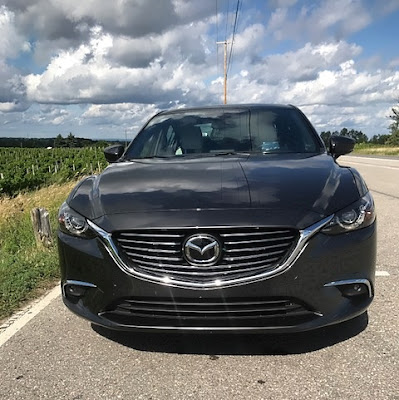 2017 Mazda6 Grand Touring Review