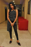 Akshida in Black Tank Top at Kalamandir Foundation 7th anniversary Celebrations ~  Actress Galleries 012.JPG