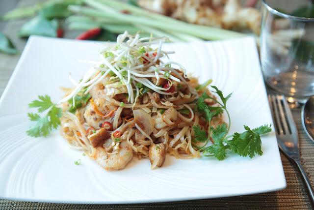 resep pad thai khas Thailand