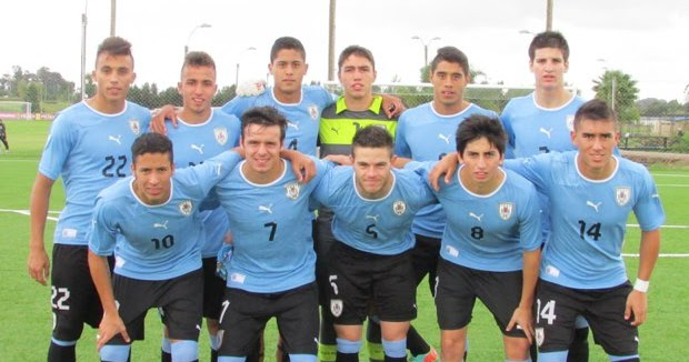 Colombia Sub 20 Contra Uruguay Sub 20: Uruguay U20 Vs Brasil Sub 20 En Hexagonal Final