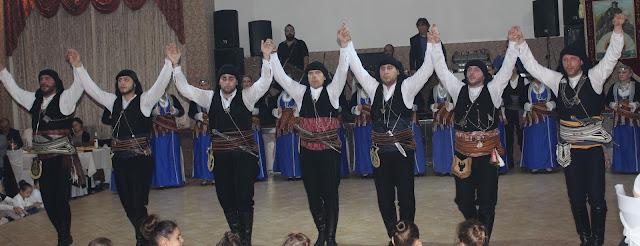 Με μεγάλη επιτυχία πραγματοποιήθηκε και φέτος ο χορός των «Ακριτών του Πόντου»