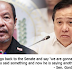 Sen. Gordon on Lascañas: We are not gonna go back to the Senate and investigate again!