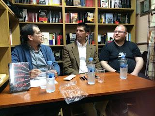 Crónica del encuentro con Pablo Palazuelo