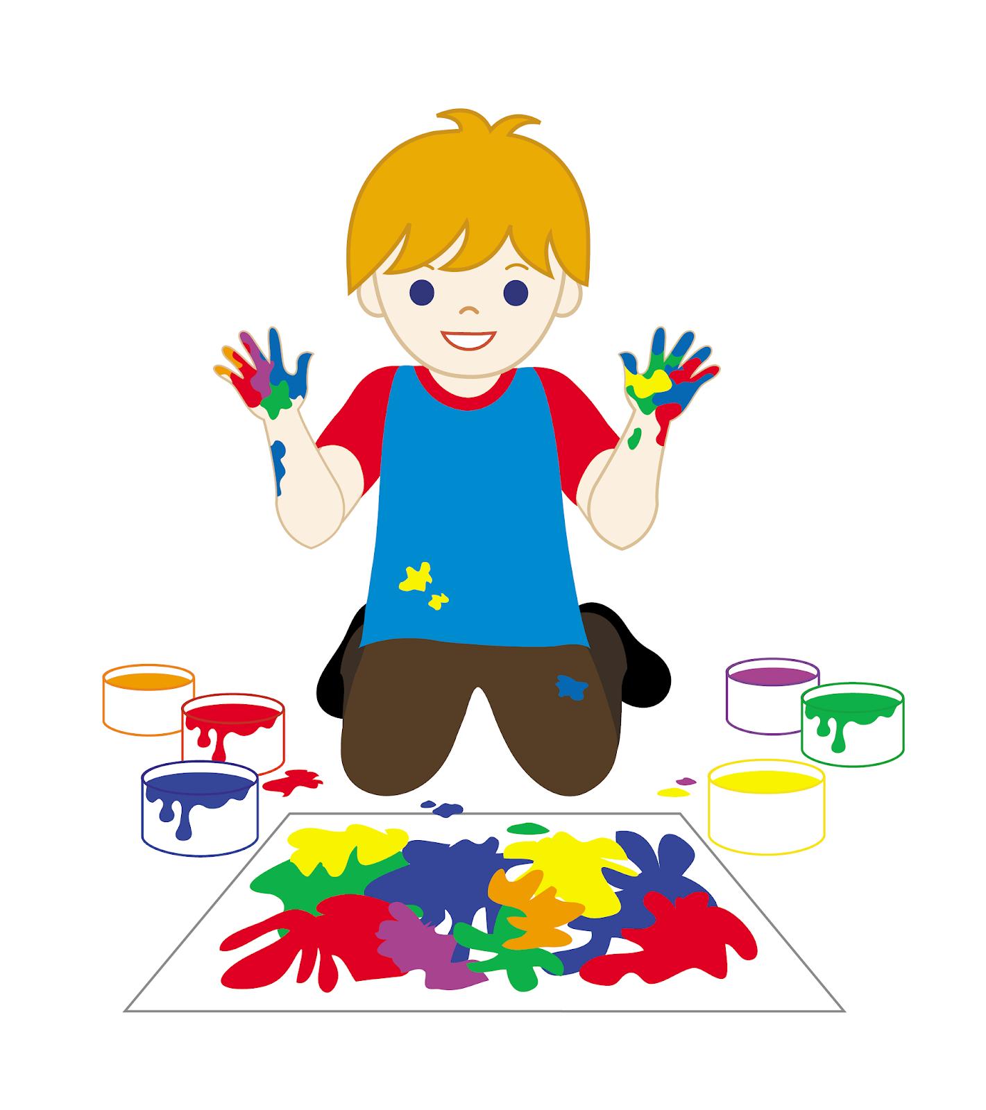 Дети картинки для детей рисованные