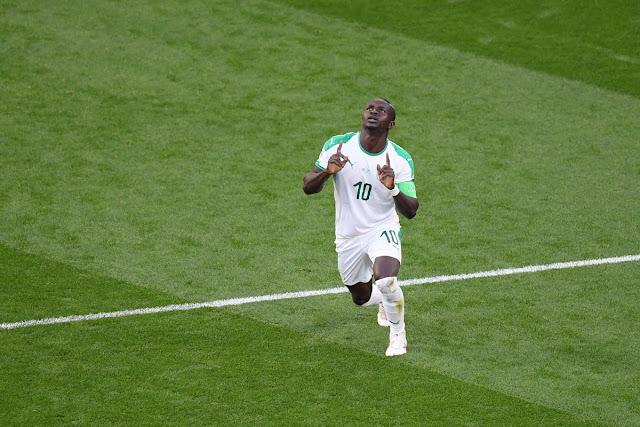 Goal! Mane scores | Japan 0-1 Senegal (Video) world cup