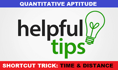 Shortcut Tricks To Solve Time And Distance - 2